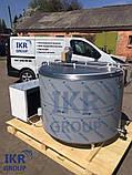 Охладитель молока новый Frigomilk G4 объемом 1000 литров, фото 2