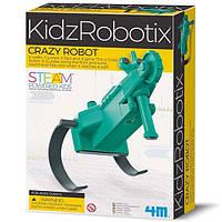 Научный набор 4M Шальной робот, фото 1