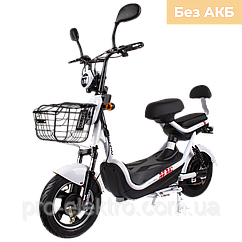Электрический мопед  CITY gy-4 350W/48V (белый)