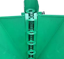 Картоплесаджалка дворядна для мінітрактора, мототрактора Володар КСН-90 з бункером для добрив, фото 3