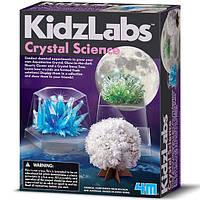 Набор для исследований 4M Наука о кристаллах, фото 1