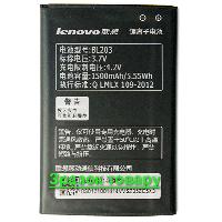 оригинальный аккумулятор на Lenovo A369i BL-203 1500 мА⋅ч