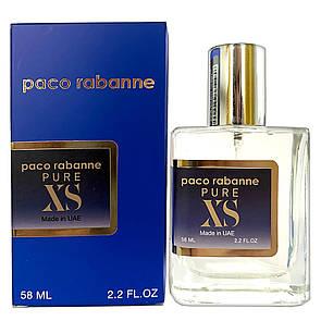 Paco Rabanne Pure XS Perfume Newly мужской, 58 мл