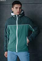Ветровка Staff rapmon green зелёный UKK0035