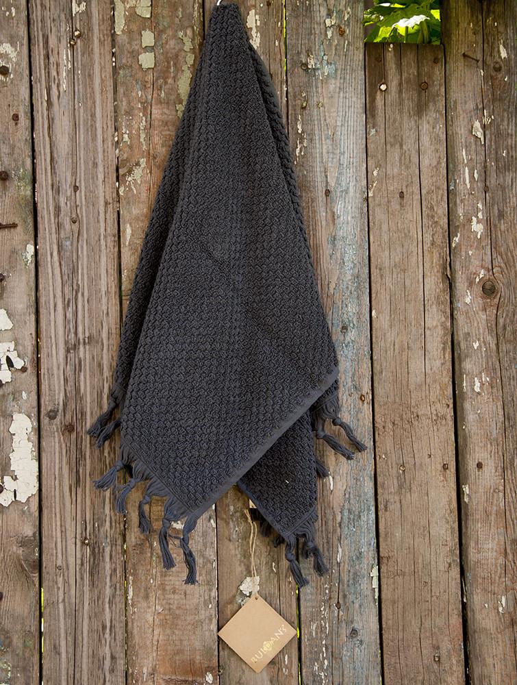 Полотенце махровое Buldans - Cakil Grey 50*90