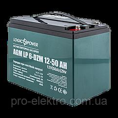 Тяговий свинцево-кислотний акумулятор LP 6-DZM-50
