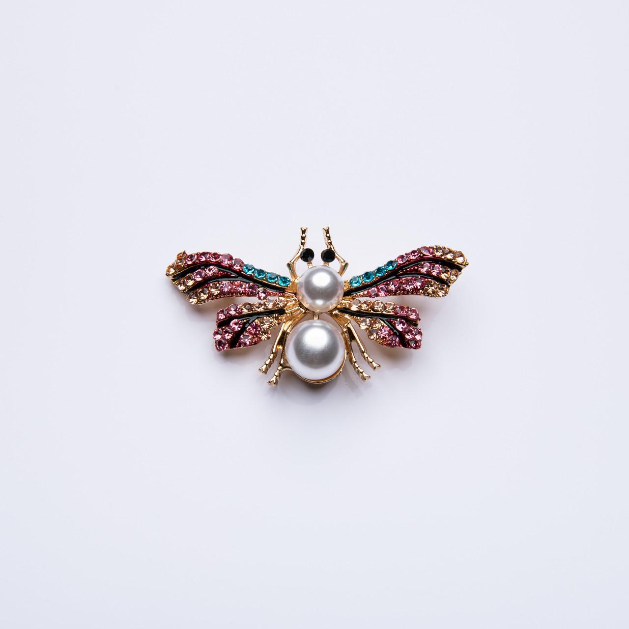 Брошка Метелик 50х30мм