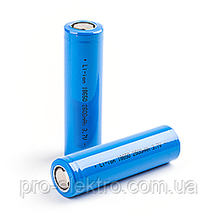 Аккумулятор Li-ion 18650 2.6 Ah - 3.7V
