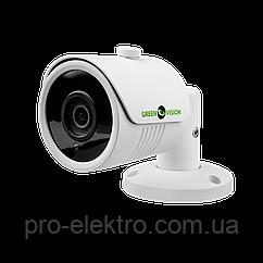 Наружная IP камера GreenVision GV-005-IP-E-COS24-25 3MP SD POE