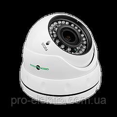 IP камера наружноя антивандальна Green Vision GV-055-IP-G-DOS20V-30 POE