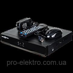 УЦ (4236) Видеорегистратор гибридный AHD Green Vision GV-A-S 031/08 *  1080P