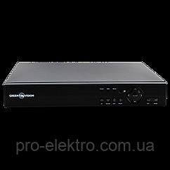 Гибридный видеорегистратор AHD Green Vision GV-A-S040/16  5MP