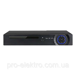 Відеореєстратор NVR GreenVision GV-N-S010/08 (8POE) 5MP