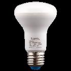 LED лампа Ilumia 8W Е27 R63 3000К теплый 800Lm (016), фото 2