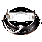 Світильник Ilumia під лампу GX53 Мідь 90mm коло врізний (053), фото 2