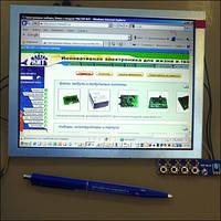 Цветной TFT-LCD модуль с VGA входом