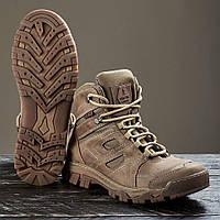 Тактичні черевики Варан Демісезонні коричневі 40-46 р