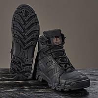 Тактичні черевики Варан Демісезонні чорні 40-46 р