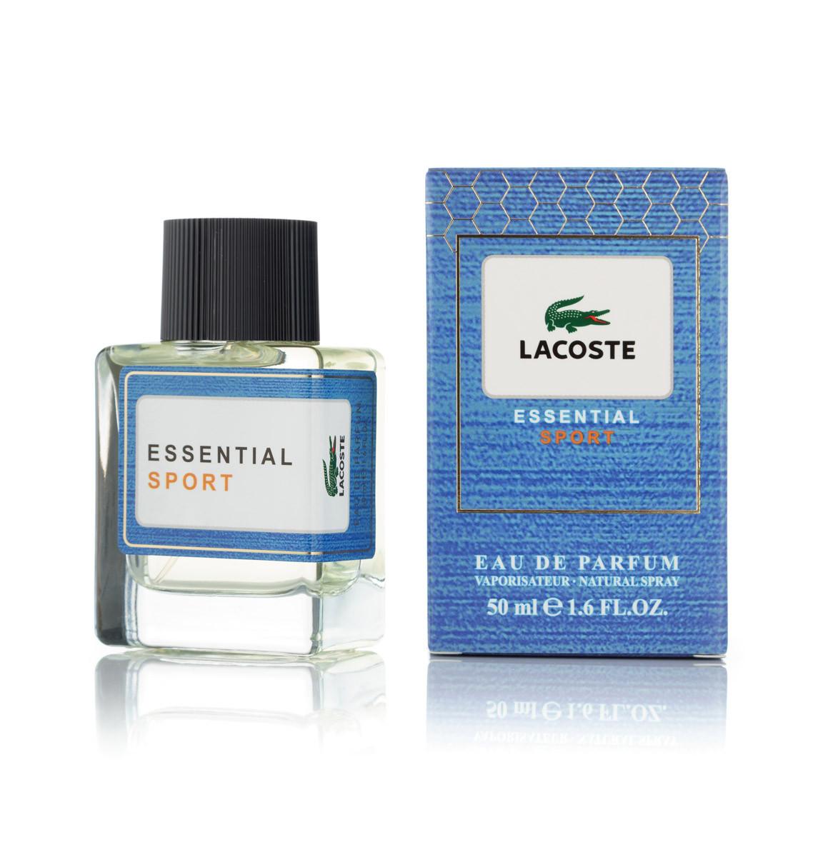 50 мл мини парфюм Lacoste Essential Sport - М (код: 420)
