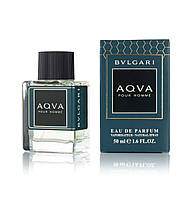 50 мл мини парфюм Bvlgari Aqua pour homme - М (код: 420)