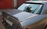 Лип спойлер (сабля) на Мерседес 124 (Mercedes 124)
