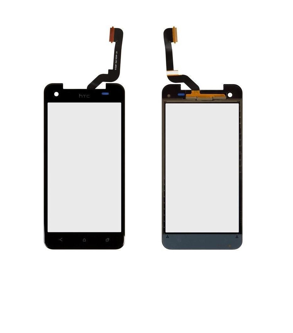 Сенсор (Тачскрін) для HTC X920e Butterfly (Чорний) Оригінал Китай