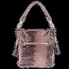 Женская сумка Realer P111 хаки, фото 4