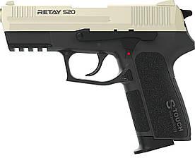 Пістолет стартовий Retay S20 Колір - satin S530103S