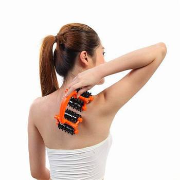Ручной роликовый массажер Germa Esthe Purer для массажа всего тела антицеллюлитный массажер