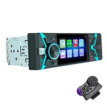 Автомагнитола 1DIN 4314B 1 дин магнитола 4 дюйма экран (с пультом управления на руль)