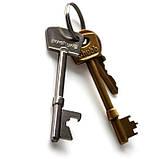 """Брелок-відкривачка """"Ключ від пива"""", фото 4"""