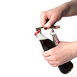 """Брелок-відкривачка """"Ключ від пива"""", фото 5"""