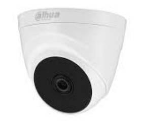 2Мп HDCVI відеокамера Dahua з ІК підсвічуванням DH-HAC-T1A21P (2.8 мм)