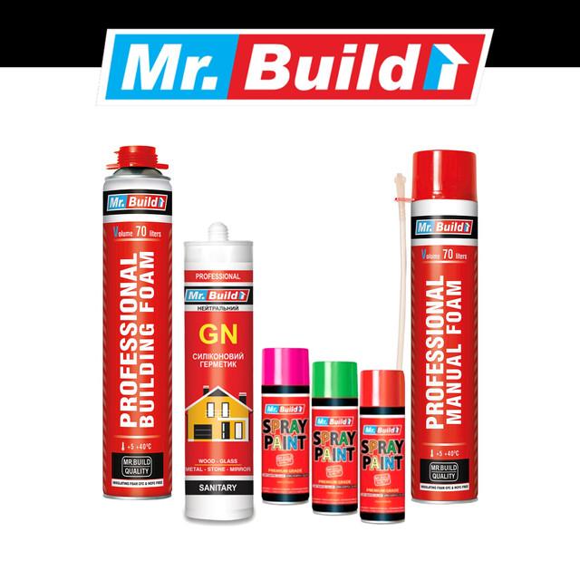 Mr.Build Строительная химия