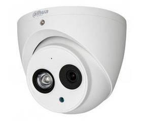 4 Мп HDCVI відеокамера DH-HAC-HDW1400EMP-A (2.8 мм)