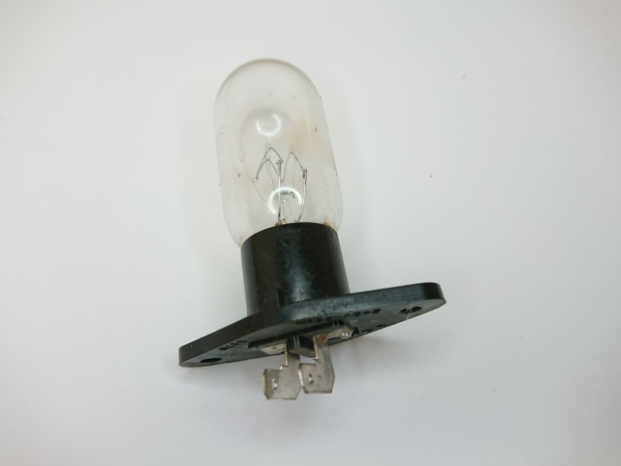 Лампочка для мікрохвильовки  25ВТ LG 6912W3B002D б.у.