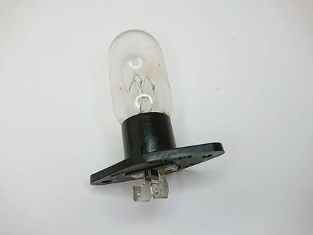 Лампочка для мікрохвильовки  25ВТ LG 6912W3B002D б.у., фото 2