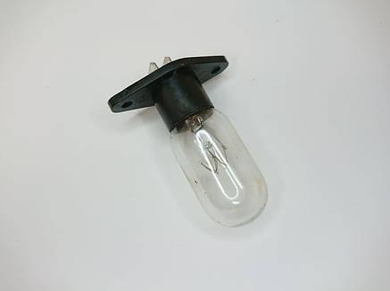 Лампочка для микроволновой печи  25ВТ LG 6912W3B002D б.у., фото 2
