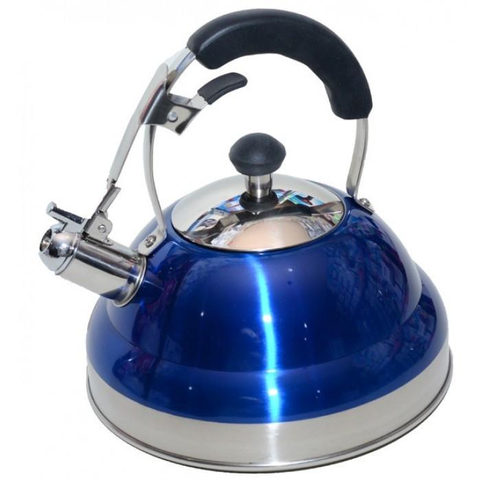 Чайник Giakoma G-3301 для газових і електричних плит, Синій