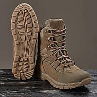 """Військові мембранні черевики """"Памір М"""" коричневі 36-46 р"""