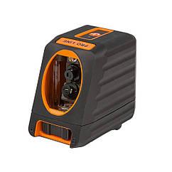 Лазерний нівелір BOSCH GLL 2-15 / 2 клас / 2 лазера