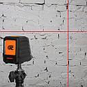 Лазерний нівелір BOSCH GLL 2-15 / 2 клас / 2 лазера, фото 6