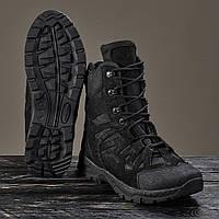 """Військові мембранні черевики """"Памір М"""" Чорні 36-46 р"""