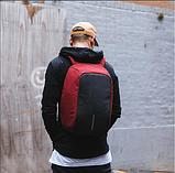 "Рюкзак городской XD Design Bobby Anti-Theft 15,6"" Red (P705.544), фото 6"