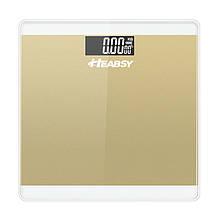 Весы напольные Heabsy Start Gold (HB-START-GD)
