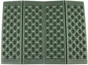 Термоковрик складаний 39x30 см (Olive) - Max Fuchs 31787B