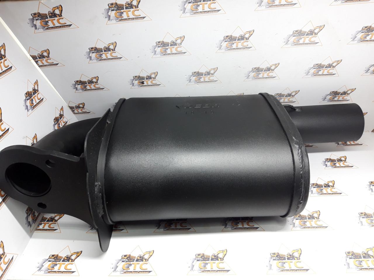Глушитель для двигателя на JCB 3CX/4CX (331/52382)