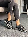 Adidas Ozweego Black (черный), фото 2