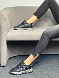 Adidas Ozweego Black (черный), фото 3