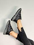 Adidas Ozweego Black (черный), фото 5